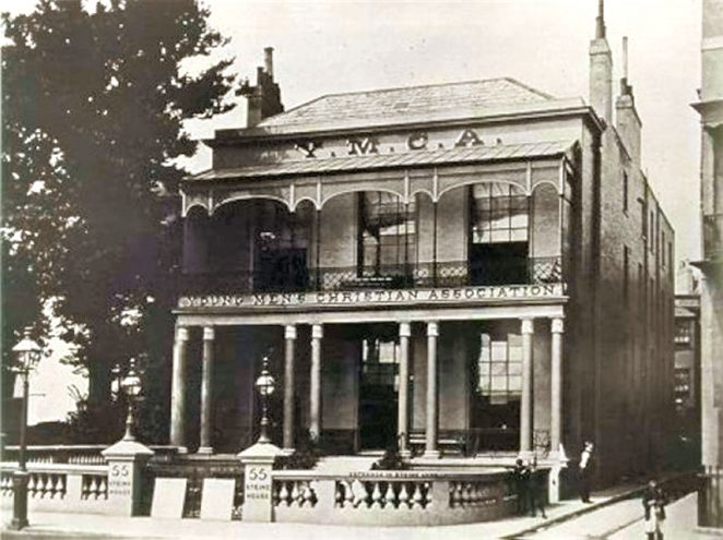 Steine House: post 1884