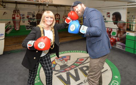 World Boxing Cares: Brighton & Hove