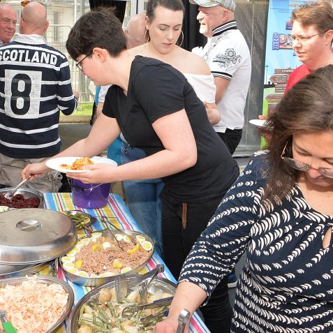 Community Lunch for people living with and affected by HIV | ©Tony Mould