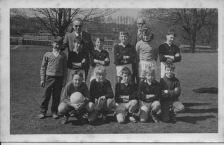 Moulsecoomb Junior School 4th year football team 1967 | Photos were provided by Jane Stewart and Steven Mead