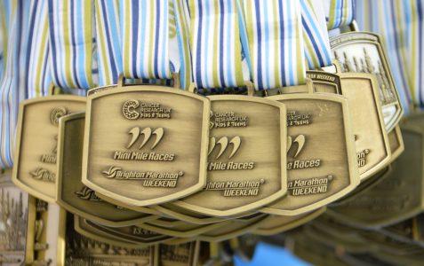 Brighton Marathon: Kids & Teens Mini Mile Races