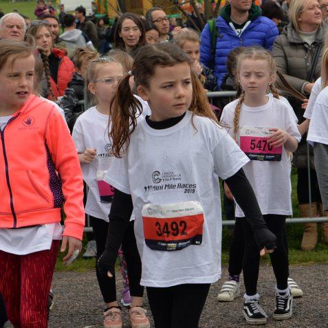 Kids & Teens Mini Mile Races | Tony Mould