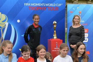 FIFA Women's World Cup: Trophy Tour | ©Tony Mould