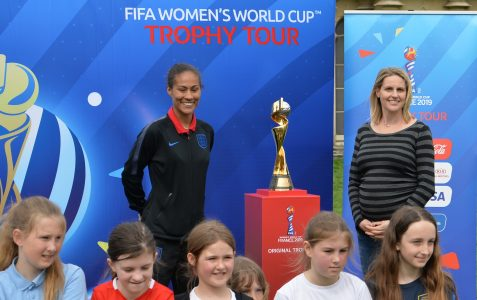 Women's World Cup Trophy Tour