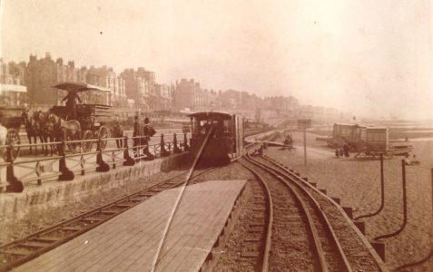 Volk's Electric Railway 1904