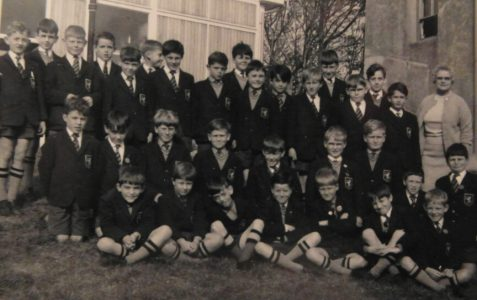 Prep Class of c1965/66 Xaverian College, in Queens Park,