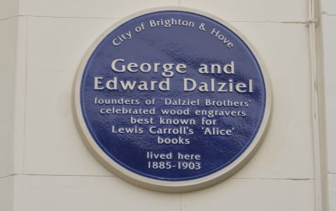 George and Edward Dalziel: 19thC wood engravers