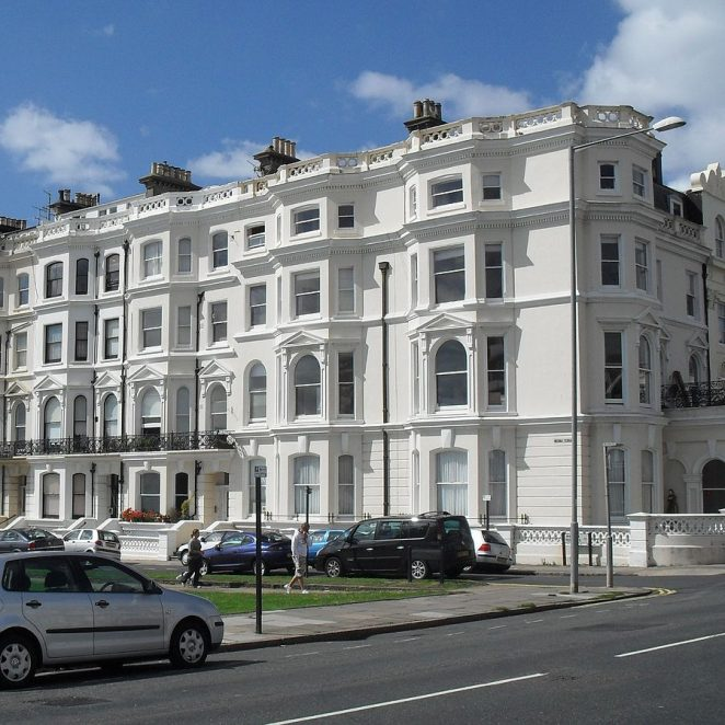 Albemarle Mansions_Medina_Terrace_Hove | The Voice of Hassocks: Public Domain