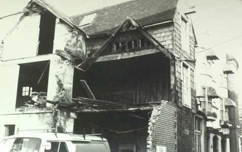 Mystery photos of Brighton and Hove
