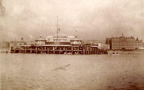 West Pier 1904