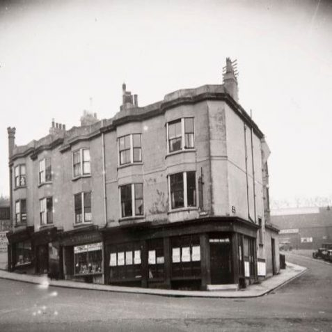 The building was demolished c1937 | The Regency Society