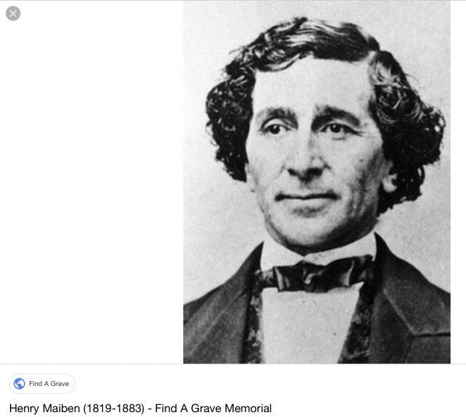 Henry Maiben