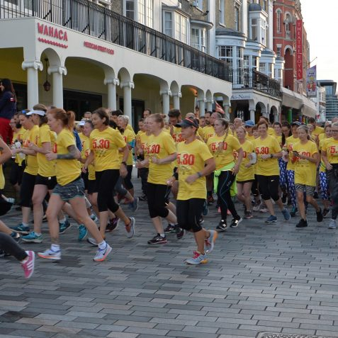 800+ participants for the Run530 | ©Tony Mould: My Brighton and Hove