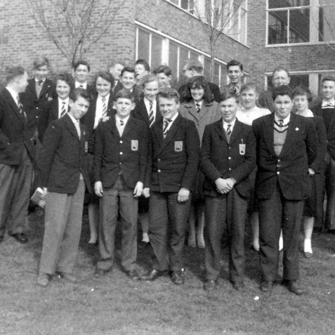 More 5th form last day of term. | Personal Collection: Don McBeth