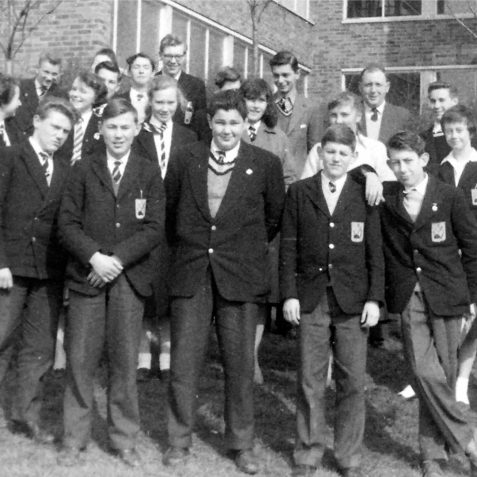 More 5th form last day of term  | Personal Collection: Don McBeth
