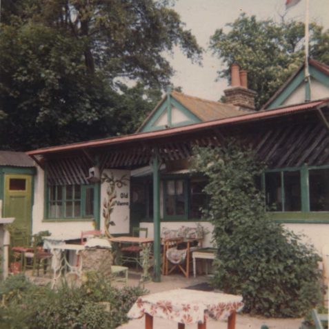 Old Vienna Cafe | Jennifer Drury: personal collection
