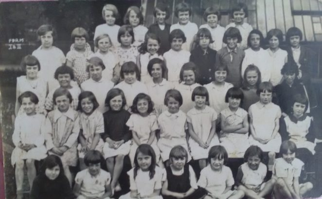 Elm Grove School  1930 | From the private collection of Janny Gibson