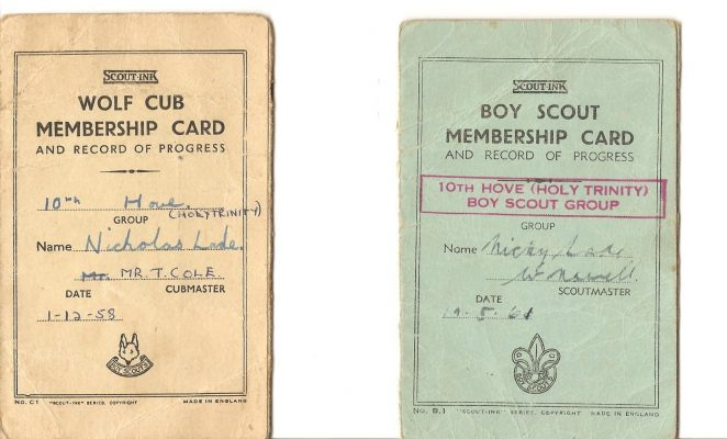 10th Hove Scout and Cubs Clubs | Njck Lade
