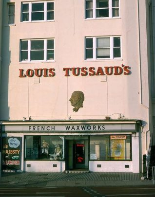 Tussaud's Waxworks | Royal Pavilion and Museums Brighton & Hove