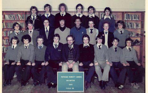 Patcham Fawcett Annexe - Class of '79
