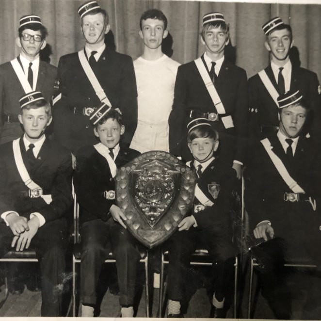 13th Boys Brigade | From the personal collection of Malcolm Halley