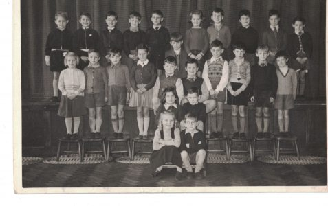 Downs School 1956/7