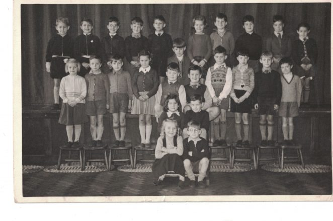Downs School 1956/7 | From the personal collection of Terry Knight.