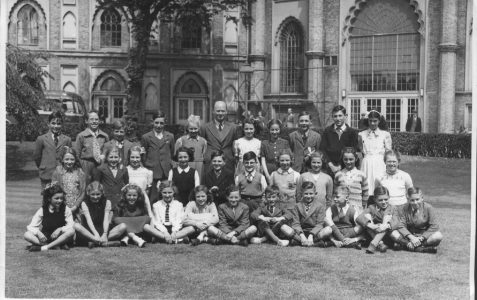 St. Luke's Junior School    -   1947/48