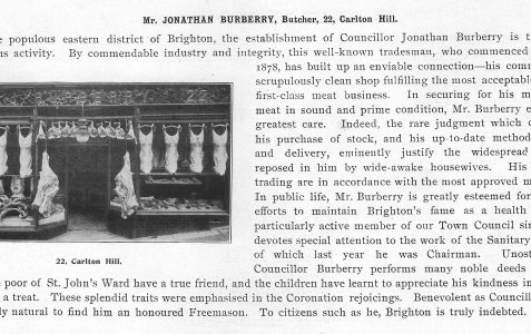 Councillor Jonathan Burberry