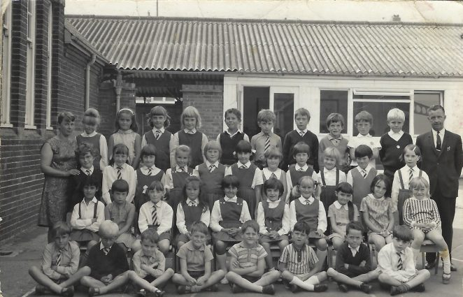 St Marks - Class of 1969 | From the personal collection of Jonnie Selby