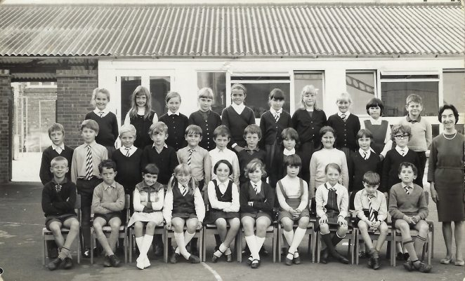 St Marks - Class of 1970 | From the personal collection of Jonnie Selby