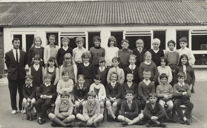 St Marks - Class of 1971 | From the personal collection of Jonnie Selby