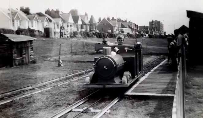 Childrens' train ride - Hove   Stephen Morley