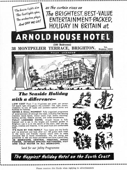 Arnold House 1963