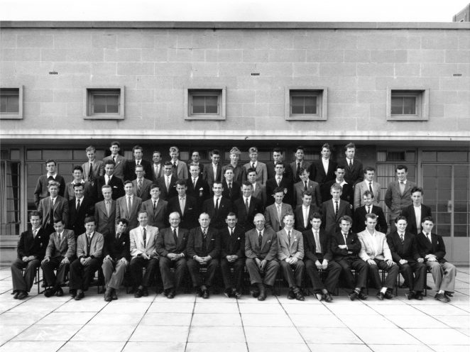 First ever S.East Region, Central Electricity Authority (CEA) Apprentices Conference - 1955 at Brighton B Power Station.