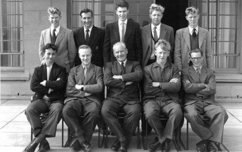 Apprentice Training School Brighton B Power Station 1954/5