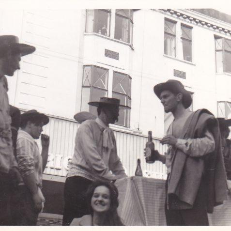 Western Road Brighton 1960's - photo of Rag Day | Deryn Bell