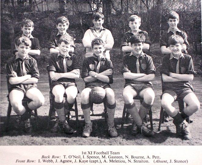 First XI 1966