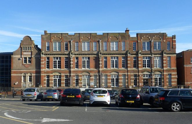 Question about old Fawcett School at York Place