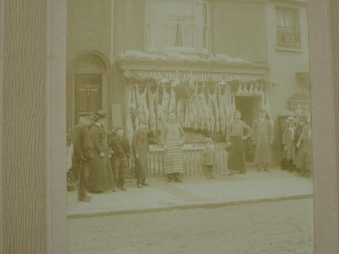 Is this a Brighton Butchers Shop?