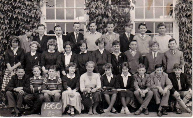 Patcham School Photo 1960