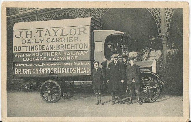 Taylor's of Rottingdean | John Knight