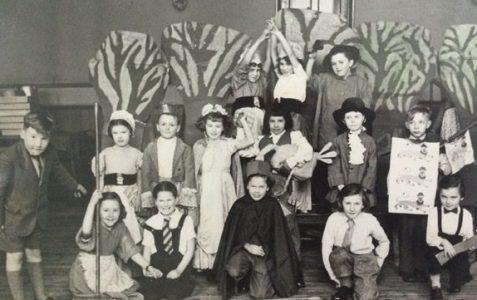 Memories of School Plays