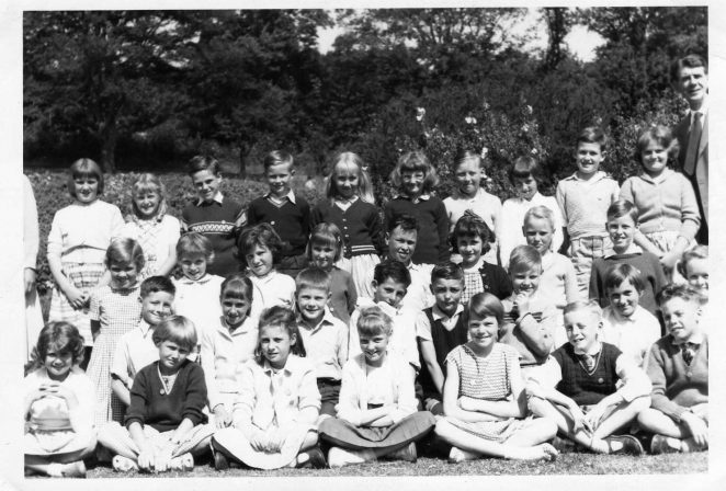 Coldean County Primary School 1961