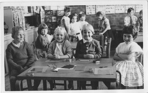 Class photo 1960