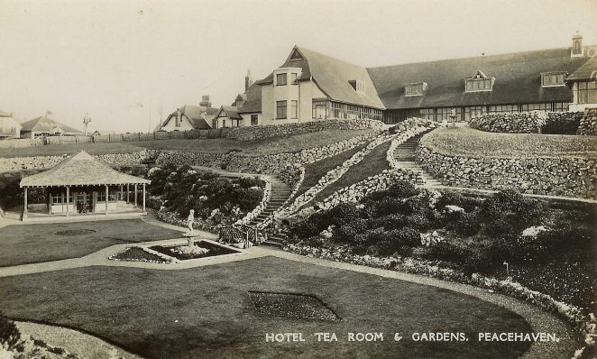View of Peacehaven Hotel