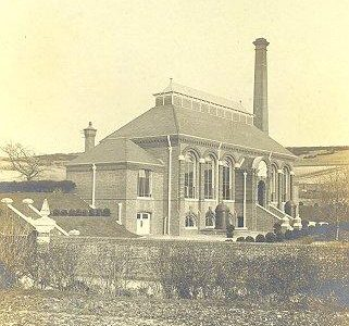 Waterhall pumping station, Patcham