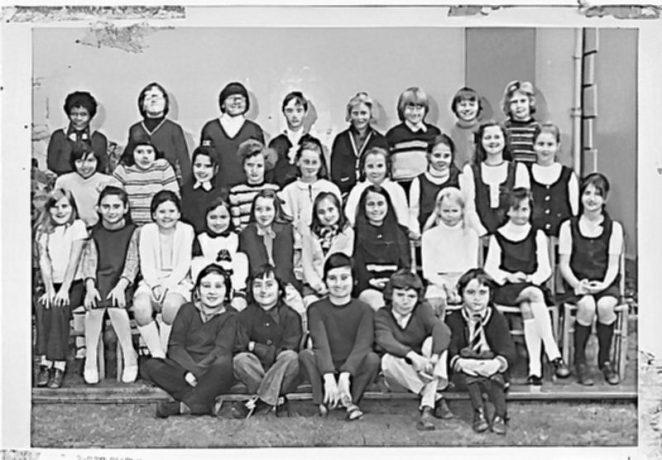 Class photo 1974