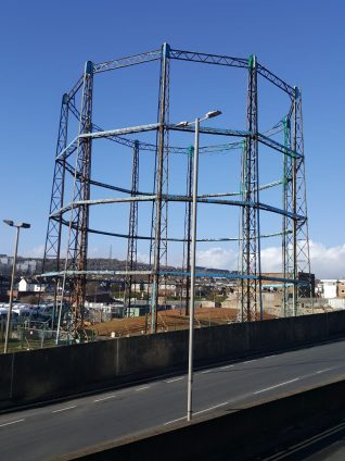 Black Rock/East Brighton Gasometers | Peter Groves