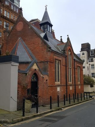 French Protestant Church | Peter Groves